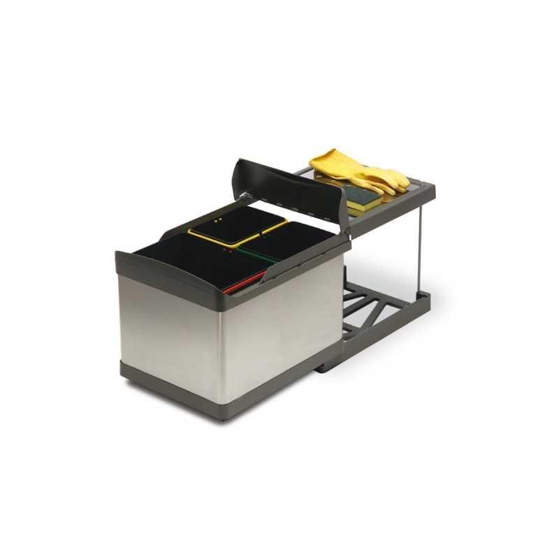 سطل-زباله-ریلی-روماگناپلاستیک-مدل-۵۰۴