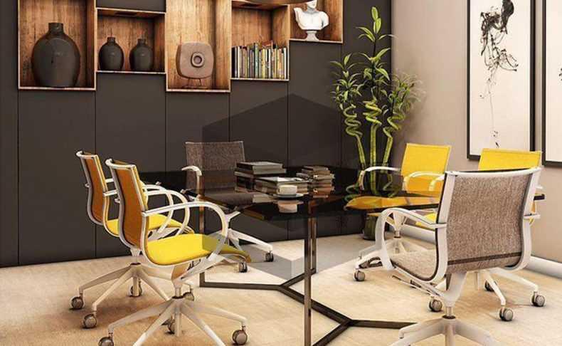 طراحی داخلی محیط اداری
