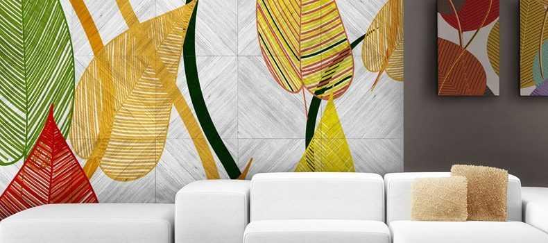 نقاشی و کاغذ دیواری