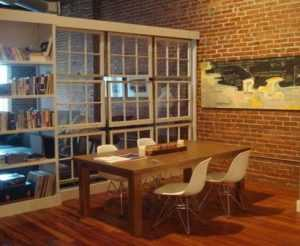 انواع طراحی پارتیشن و دیوارهای جداکننده ...